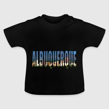 ALBUQUERQUE USA - T-shirt Bébé