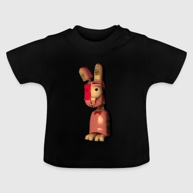 Steampunk Hase - Baby T-shirt