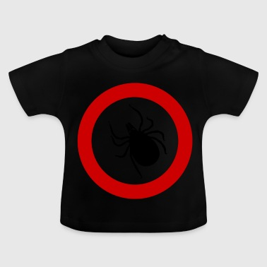 Attention ticks - Baby T-Shirt