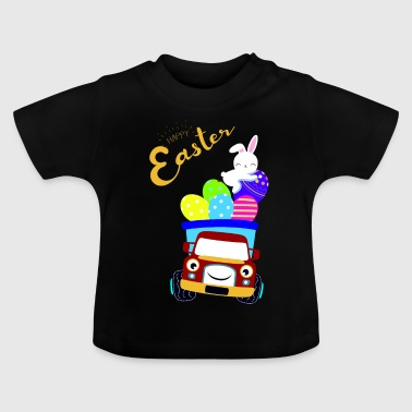 Easter Shirt Easter Egg Easter Egg Transport Shirt 2018 - Baby T-Shirt