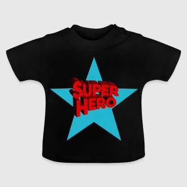 Superhelden superhelden - Baby T-shirt