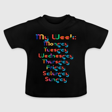 The gay week - Baby T-Shirt