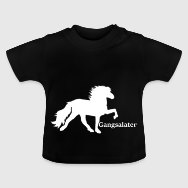 Gang Salater wit - Baby T-shirt