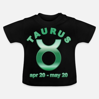 Horoscope Taurus Horoscope - Baby T-Shirt
