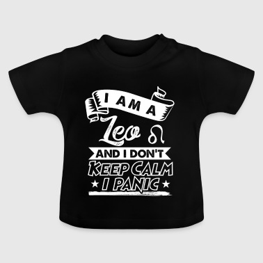 astrological sign Leo - Baby T-Shirt