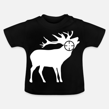 Hunting Deer Hunter Hunting 2c - Baby-T-shirt