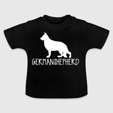 German Shepherd, German Shepherd - Baby T-Shirt