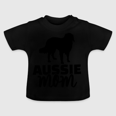 aussie mom - Baby T-shirt