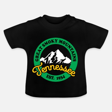 Established Great Smoky Mountains National Park Established - Baby T-shirt