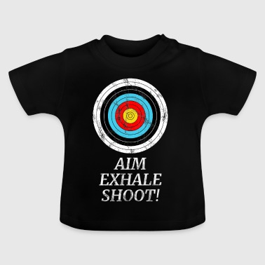 ARCHERY ARROW BOW ARCHERY GIFT - Baby T-Shirt