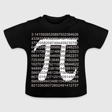 Pi Pi-matrix - Baby T-shirt