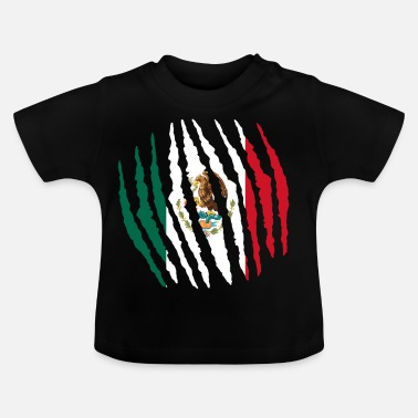 Mexicaanse Claw klauw inheemse afkomst Mexico png - Baby T-shirt