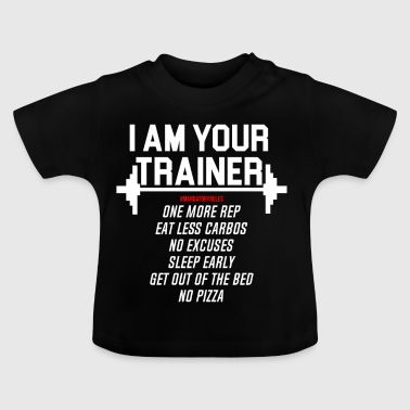 Personal trainer - Baby T-Shirt
