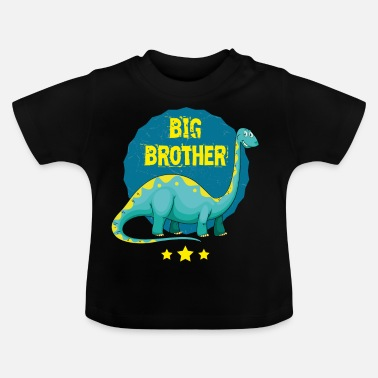 Brother Big Brother Sibling Brother 2018 T-Shirt - Baby T-Shirt