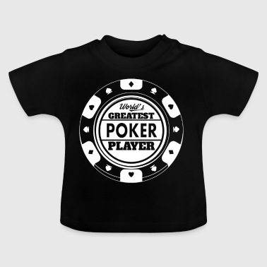 Poker gift ace bluff poker pokerface holdem - Baby T-Shirt