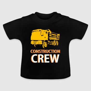 construction worker - Baby T-Shirt