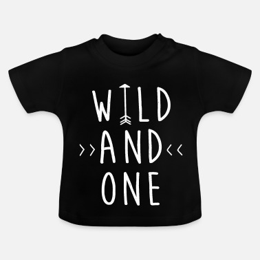Birthday Child First birthday 1 child birthday child gift - Baby T-Shirt