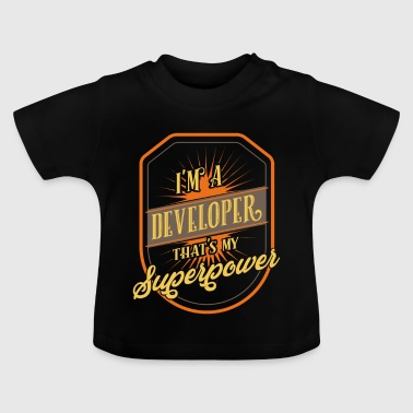 Developer - Baby T-Shirt