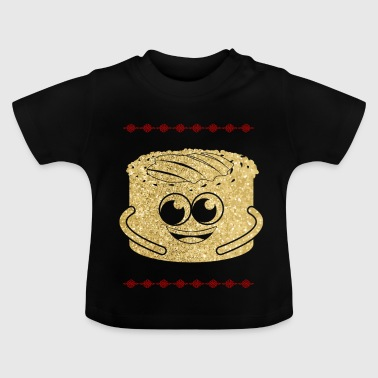 Golden Cheesecake Cheesecake - Baby T-Shirt