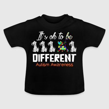Ok Call for Attention About Autism - Baby T-Shirt
