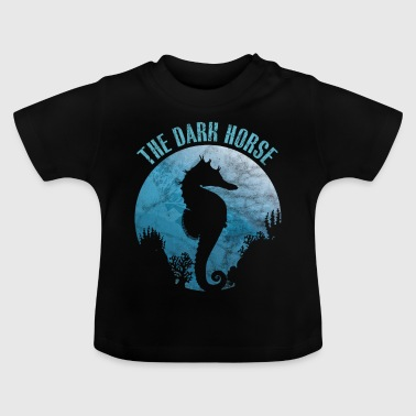 Seahorse Zoo Aquarium Daughter Son Gift Scuba - Camiseta bebé