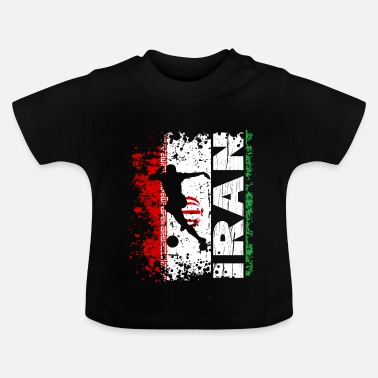 Iran Iran National Football Team - Gift - Baby T-shirt
