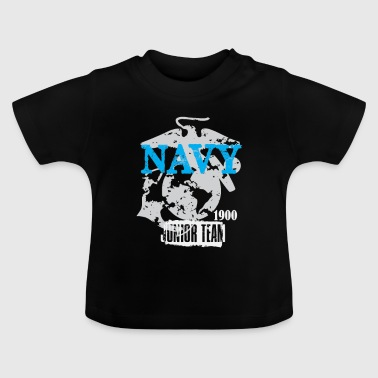 Navy Team - Baby T-Shirt