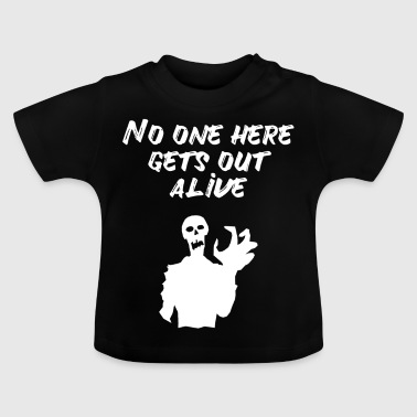 Zombies Zombie Apocalypse Undead Monster Undead - Baby T-Shirt