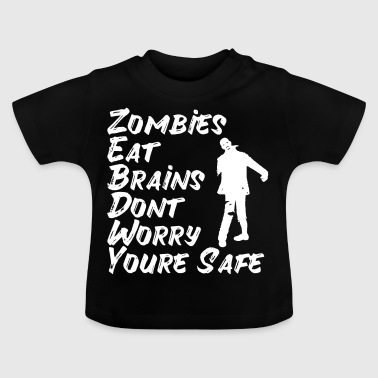 Zombies Zombieapokalypse Untote Monster Undead - Baby T-Shirt