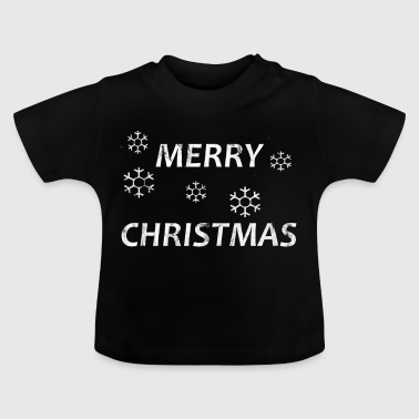God jul / god jul - Baby-T-shirt