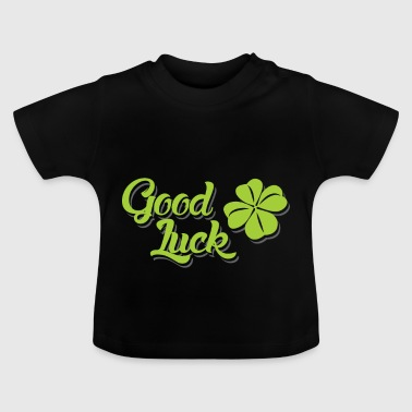 Shamrock of the leprechaun - Baby T-shirt