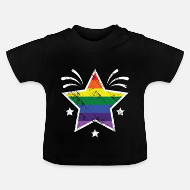 Day Christopher street day Stern - Baby T-Shirt