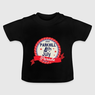 4th of July Parade United States - Baby T-Shirt