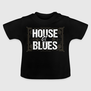 House of Blues - Baby T-shirt