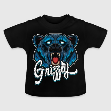 Grizzly Modern - Baby T-shirt