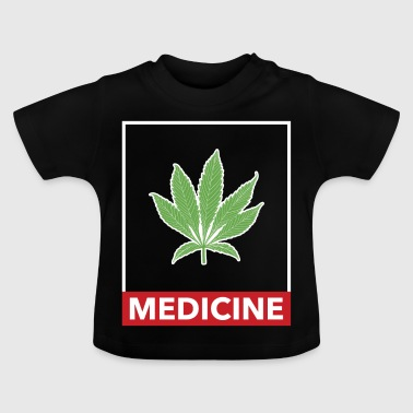Marijuana, cannabis, cannabis, haschisch, chanvre - T-shirt Bébé
