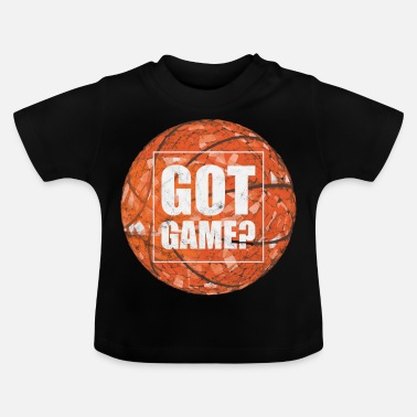 Topper Basketbal Streetball Gift Topper Vrije-worp - Baby T-shirt