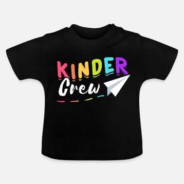 Colorful Crew colorful kindergarten crew shirt - Baby T-Shirt