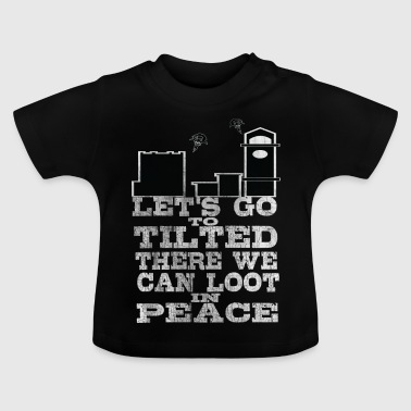 Tilted Towers Tilted Towers - Baby T-Shirt