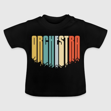 Orchestra gift Christmas musician - Baby T-Shirt