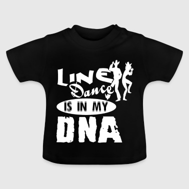 Linedance DNA - Baby T-Shirt