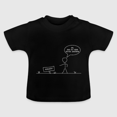 stick figure - Baby T-Shirt