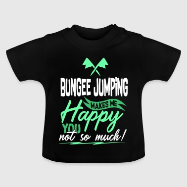 Bungee jumping - Baby T-Shirt
