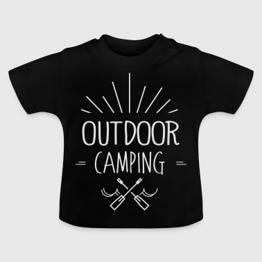 outdoor camping - Baby T-Shirt