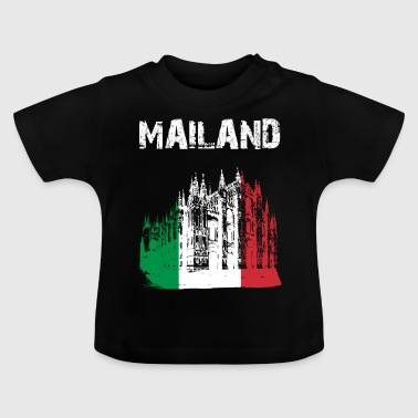 By Design Milanos domkirke oggBDw - Baby T-shirt