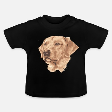 Golden Retriever Golden retriever - Baby T-Shirt