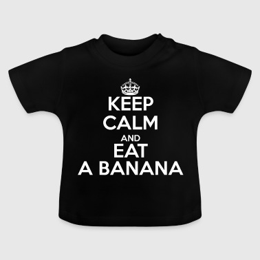 KEEP CALM - T-shirt Bébé