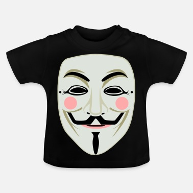 Joker Joker mask - Baby T-Shirt