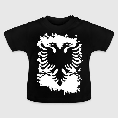 Albanian Eagle Albanian eagle albania shirt albanian eagle - Baby T-Shirt