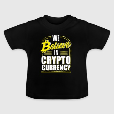 Krypto Valuta Krypto VALUTA / BTC / Bitcoin - Baby-T-skjorte